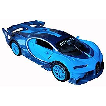 Exactly as you would expect from the hot wheels car, my son had to have a bugatti, and i think this cost bugatti prices at around $20 for this item, but he. Amazon.com: Lmoy 1:32 Scale Bugatti Chiron Vision Grand Turismo (GT) Zinc Alloy Pull Back ...