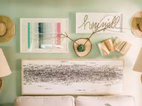 attractive style of diy room decor using twing attached on wooden as wall accessories