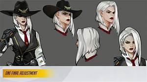 Origins Skill Set Of Ashe The New Hero For Overwatch