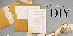 wedding paper divas foil stamped invitations diy goodies With foil pressed wedding invitations diy