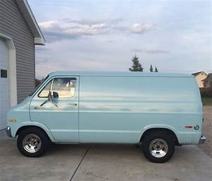 1976 Dodge Tradesman Van B200 For Sale