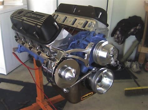 serpentine on 1987 302 into 1965 ford mustang forum