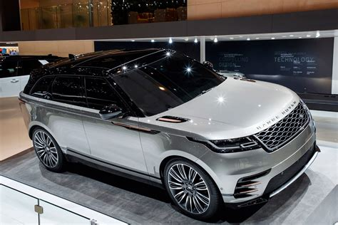 range rover suv new range rover velar suv official pictures auto express