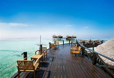 Overwater Villas Closest To Zanzibar  Overwater Bungalows