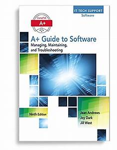 A  Guide To Software 9th Edition  U2013  Ebook Pdf