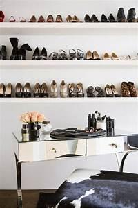 Rangement Chaussures Original : id e rangement chaussures 17 options cr atives ~ Teatrodelosmanantiales.com Idées de Décoration