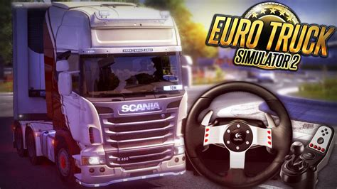 truck simulator 2 a viagem perfeita g27