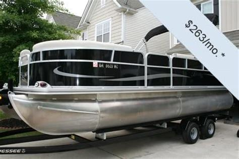 Boat Trailers For Sale Kingston Ontario by 18 Foot Pontoon Boat Sale Radical Boat Hull Design