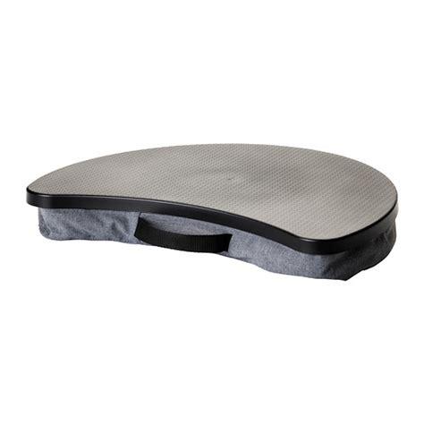 si鑒e repose genoux byllan supporto per pc portatile vissle grigio nero ikea