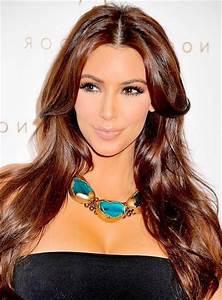 Kim Kardashian Light Brown Hair | It's a Hair Thing ...
