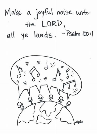 Coloring Pages Psalm Verse Children Adults Printed