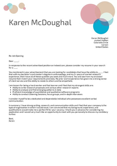 financial research associate cover letter cover letter exles by real research associate