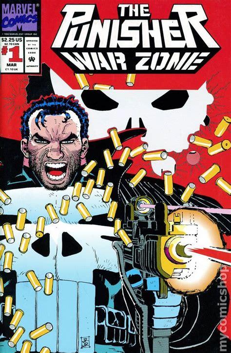 Punisher War Zone (1992) Comic Books