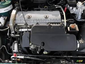 1997 Pontiac Grand Am Se Sedan 2 4 Liter Dohc 16