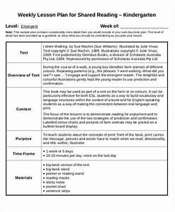 47  Lesson Plan Templates