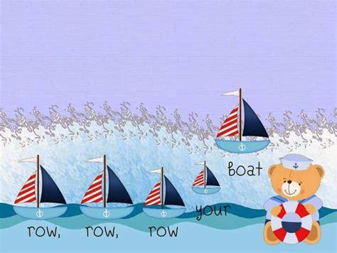 Row Row Your Boat Carl by Creative Solfege креативное сольфеджио английская