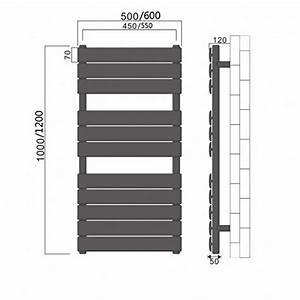 Heizkörper Größe Berechnen : handtuchtrockner flach heizk rper 1200x600mm ~ Themetempest.com Abrechnung