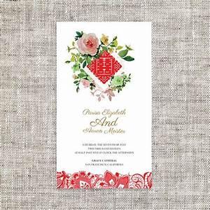 best 25 chinese wedding invitation ideas on pinterest With wedding invitation printing phoenix