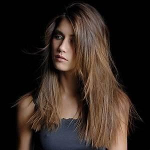 Model Coiffure Femme : coupe cheveux longs raides ~ Medecine-chirurgie-esthetiques.com Avis de Voitures