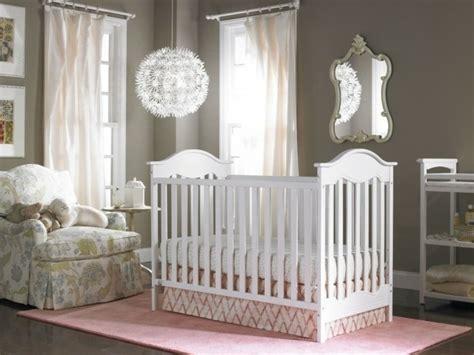 couleur mur chambre bébé fille la peinture chambre bébé 70 idées sympas