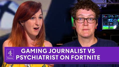 fortnite addictiveness debate psychiatrist  gaming