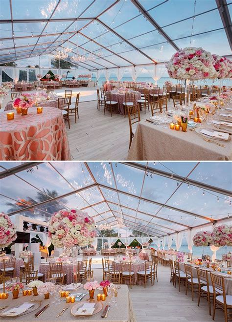 17 Ideas About Wedding Tent Decorations On Pinterest