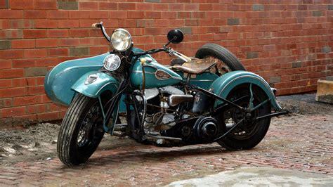 1941 Harleydavidson Uh W Sidecar  U68  Harrisburg 2015