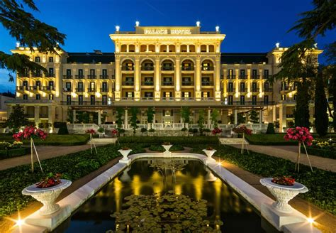 Hotel Kempinski Palace, Portorož, Slovenia Bookingcom