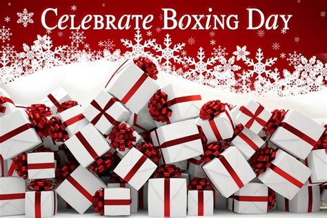 what is boxing day joan reeves celebrate boxing day