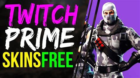 twitch prime skins   fortnite battle