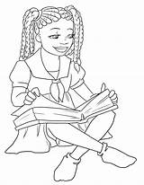 Coloring African Pages American Books Sheets Printable Adult Barbie Woman Famous Drawing Magic Ethnic Colouring Celebration Latest Afro Hair Getdrawings sketch template