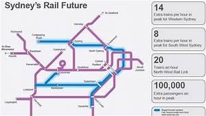 Sydney transport shake-up: plan for single deck metro ...