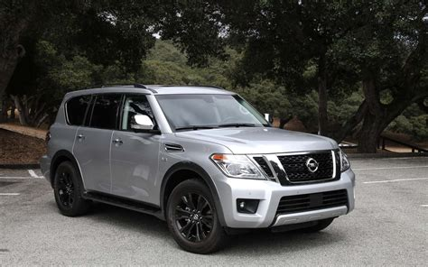 nissan armada 2017 nissan armada an almost modern suv picture