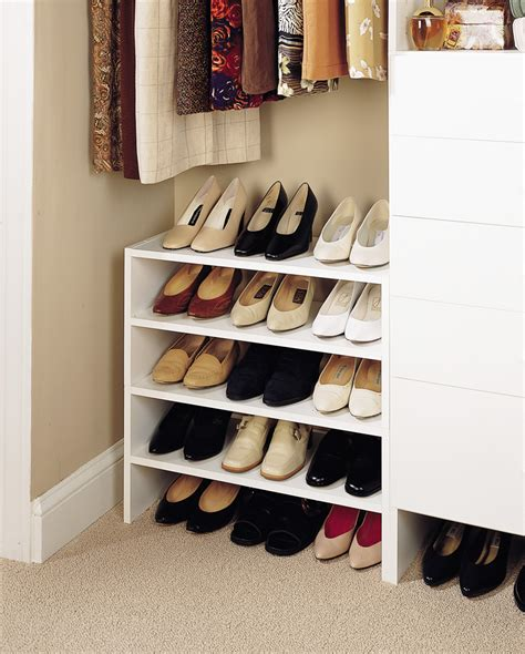 shoe organizer for closet shoe shelves for closetsconfession