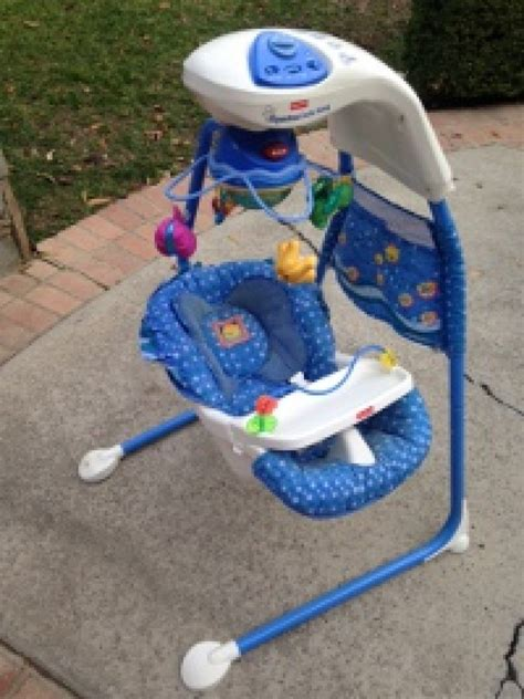 fisher price wonders swing fisher price wonders baby swing classic and