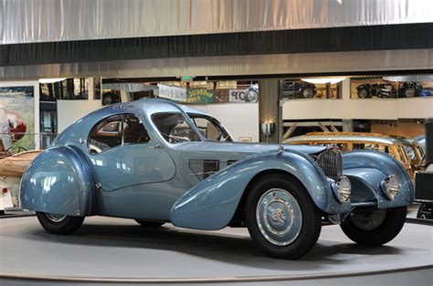 Milled from a solid block of aluminium and polished entirely by hand, the sculpture is inspired by the bugatti type 57sc atlantic, one of the most exclusive automobiles. 1936 Bugatti Type 57SC Atlantic   Spicytec