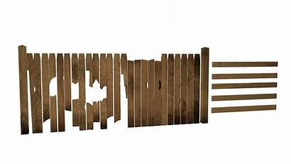 Fence Wooden Pack