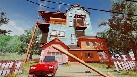 hello neighbor alpha 1 191 que esconde el vecino 1