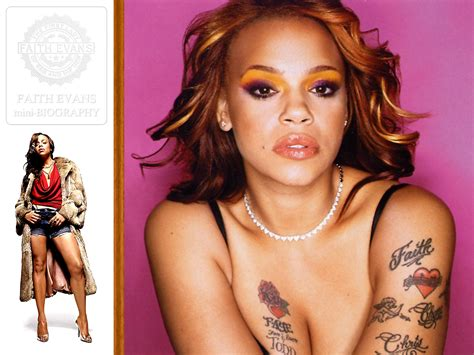Faith Evans Photo Gallery High Quality Pics Of Faith Evans Theplace