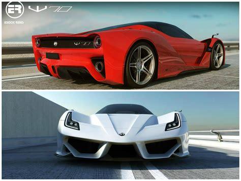 Us Startup Plans To Rip Off Ferrari, Build A Corvette