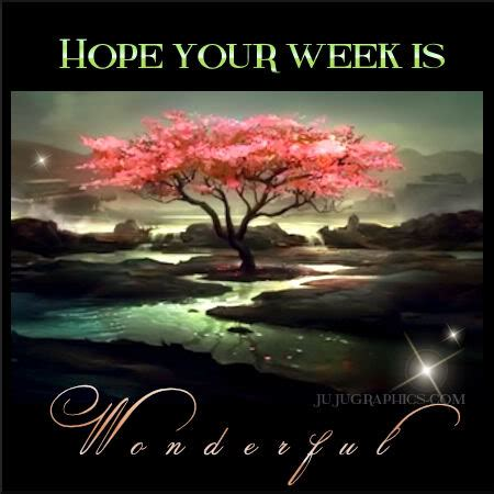 hope  week  wonderful graphics quotes comments