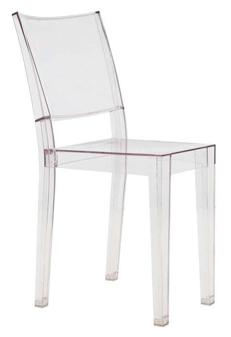 chaise cristal chaise empilable la transparente polycarbonate