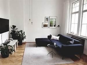 Schwarz Weiß Wohnzimmer : ein cooles wohnzimmer die kombination aus schwarz wei und bontanik ist beeindruckend ideen ~ Orissabook.com Haus und Dekorationen