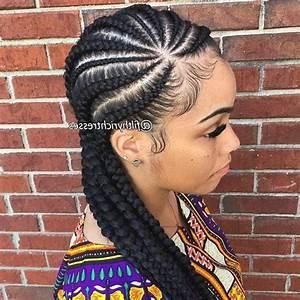 Cornrow Braid Hairstyles Fade Haircut