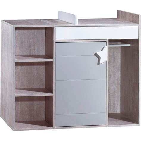 commode à langer chambre b 233 b 233 duo lit commode de sauthon meubles sur allob 233 b 233