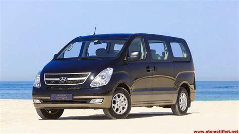 Gambar Mobil Hyundai H1 by Spesifikasi Lengkap Mobil Keluarga Hyundai H1