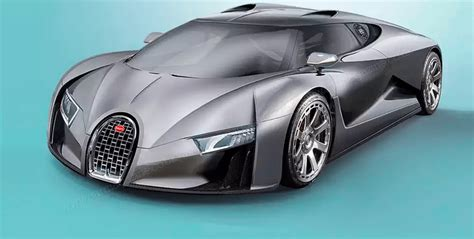 2016 Bugatti Chiron To Have 288 Mph Top Speed