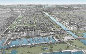 Airline to City Center « Living With Water
