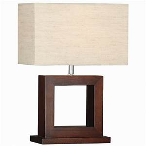 cosmopolitan table lamp solid wood With salon l table lamp