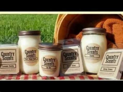Country Candles by Free To Join Become A Country Scents Candles Consultant